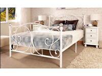 Crystal Bed Frame - Sale £80