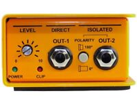 Radial X-AMP (NEW, UNUSED, COMES WITH POWER SUPPLY)
