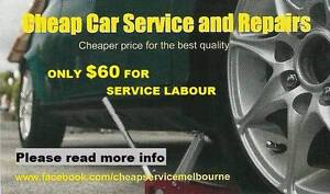 Cheap Car Service & Repairs - Mobile mechanic/7 day a week Essendon Moonee Valley Preview