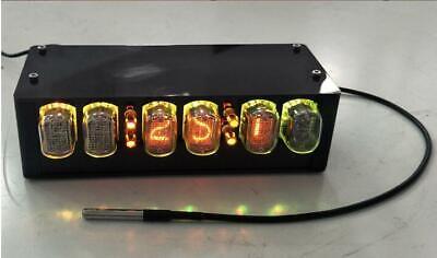 2019 In-12ax6 In1x2 Glow Tube Clock Glow Clock Nixie Tube Beyond Qs18-12