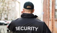 Security guards available
