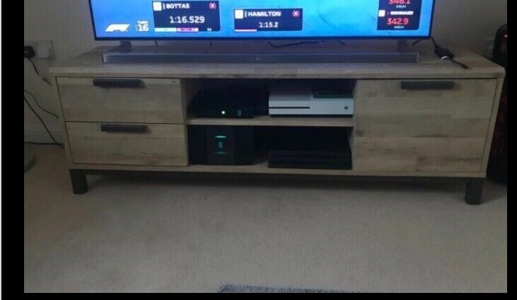 innovative design 46630 e37a9 £5 next TV Stand | in Swindon, Wiltshire | Gumtree