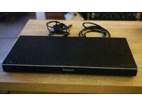 3D Panasonic Blu-Ray Player