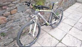 Cube ltd sl mountain bike