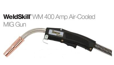 Tweco Mig Gun 15ft 10471032 400a Up To 116 For Miller Back-end