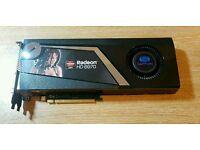 AMD Radeon HD 6970 2GB Sapphire Graphics Card GPU with HDMI DVI Mini-DP