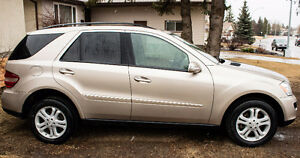 2007 Mercedes-Benz M-Class SUV, Crossover