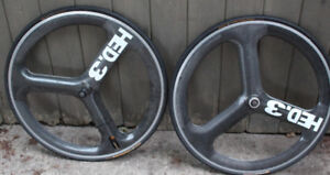 HED.4 650c Carbon Wheelset Triathlon Road GODERICH