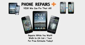 I PHONE REPAIR , SAMSUNG REPAIR, ALL KINDS OF PHONE AND TABLETS