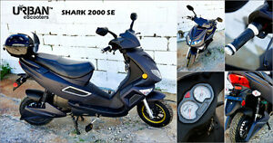 SALE | NEW URBAN E-SCOOTER | Shark 2000 SE Sport | ONLY $1690