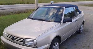 1999 Volkswagen Cabrio Coupé (2 portes)