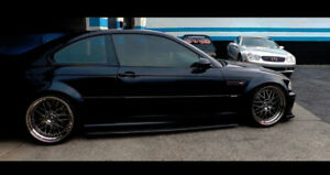 BMW e46 M3 Coupe (2 door)