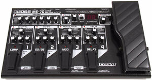 Wanted!  Boss ME-70 Guitar Pedal