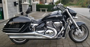 2013 Suzuki Boulevard M90 for sale.