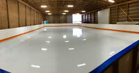 BACKYARD RINKS - CONTACT FIRST LINE RINKS