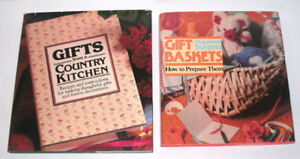 Gift Basket Making, & Other Gifts (2 books)
