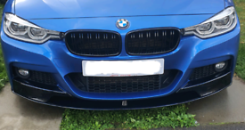 BMW F30/F31 Gloss Black Kidney Grills