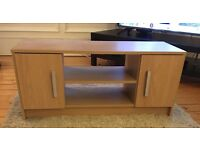 ASDA Home TV stand with side cupboards and shelf