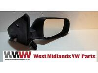 VW Golf Mk4 1997-2003 Door Wing Mirror Electric Driver Side Right