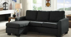 ELSA REVERSIBLE SECTIONAL - $599 NO TAX -