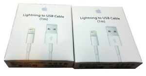 Brand new original Apple iphone 5 6 7 lightning usb charger