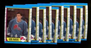 JOE SAKIC ... O-PEE-CHEE and TOPPS Rookie Cards - BOTH available