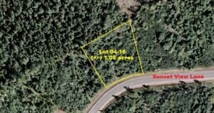 Sunset View Lane (Lot 04-16), Cumberland Bay (Water Access)