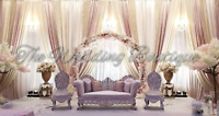 WEDDING AND SPECIAL EVENT BACKDROP DECOR AT AFFORDABLE PRICES