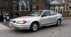 2004 grand am great shape and cheap
