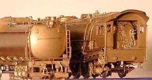 Brass Train: Chesapeake & Ohio 4-8-2, Class J-2 by Custom Brass Kingston Kingston Area image 4