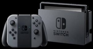Nintendo switch + bundle complet