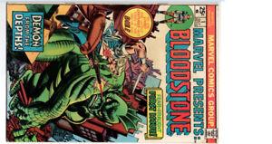 Bloodstone #1 & #2 Comics Books - $20.00 For BOTH