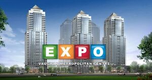 Expo Building One Unit For Sale 1 Bed+Den