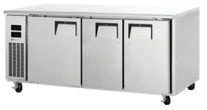Reach-In  3 section Refrigerator