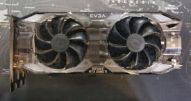 EVGA GEFORCE RTX 2080 TI XC for sale