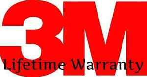 *3M* LIFETIME WARRANTY  *3M*