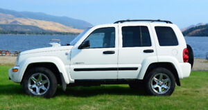 2004 Jeep Liberty Limited Edition. Price Reduced!