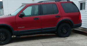 2004 Ford Explorer - for parts