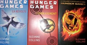 Hunger games serie and more!