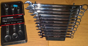 combnation wrenches and flare nut wrench sets