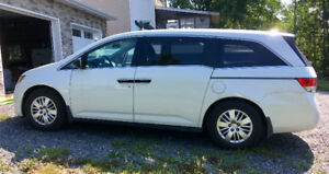 Honda Odyssey 2017 (transfert de bail)
