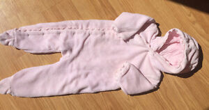 BABY GAP WARM SUIT 3-6M