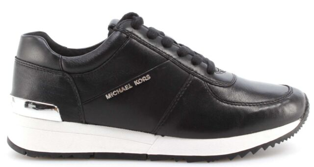 Pre-owned - Leather trainers Michael Kors 8xH7bes2mH