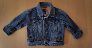 The Gap Denim Jacket - New - 18 months Kitchener / Waterloo Kitchener Area image 1