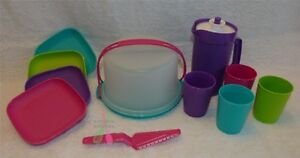 All in stock Tupperware up to 50% off just in time for Christmas