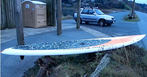 14' Carbon Bullet Paddle Board PRICE DROP