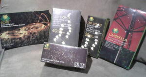 Outdoor decorative Solar Lights $5-$15, brand new