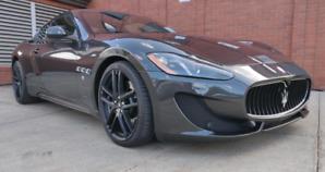 2015 Maserati Grand Turismo MC
