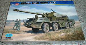 HobbyBoss 1/35 152mm ShkH DANA vz.77