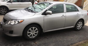 2010 Toyota Corolla CE - EXCELLENT CONDITION !!!